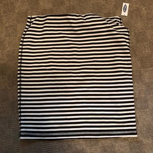 Striped Skirt from Old Navy